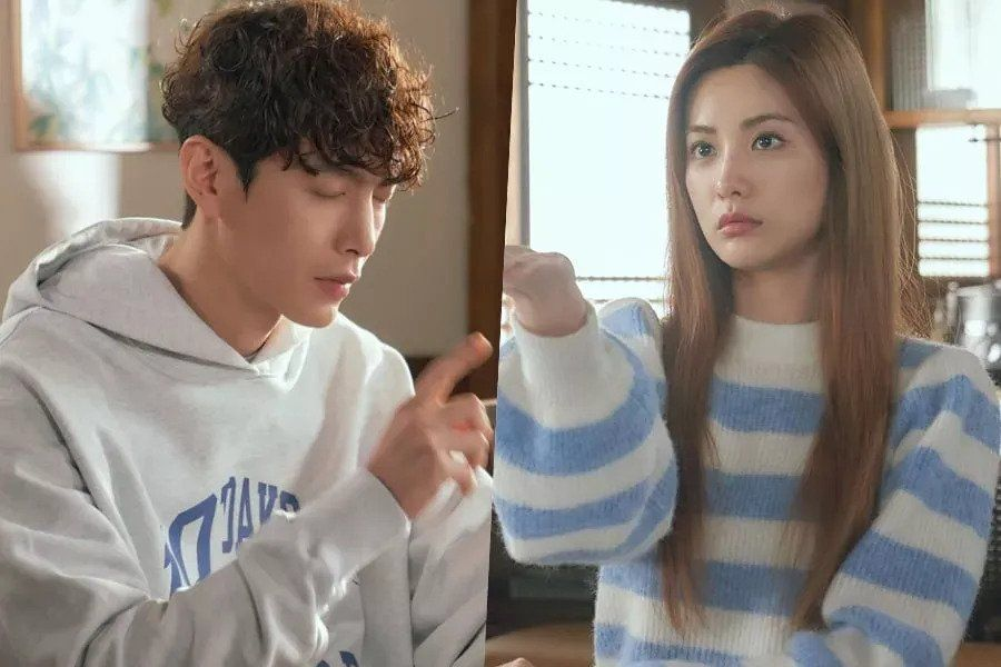 """Lee Min Ki And Nana Get Tangled Up In A Messy Situation In """"Oh My Ladylord"""""""