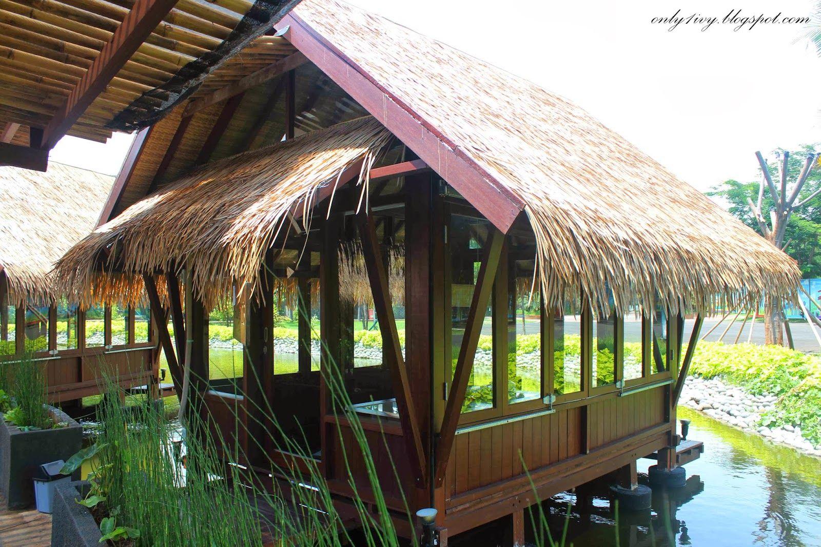 Ivy S Life Talaga Sampireun Ancol Ancol Outdoor Structures Outdoor