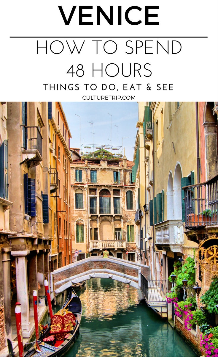 How To Spend 24 Hours In Venice Italy With Images