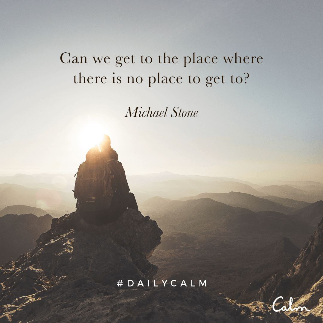 Meditation Quotes Cool Dailycalm Calm  Words To Live Pinterest  Calming Meditation