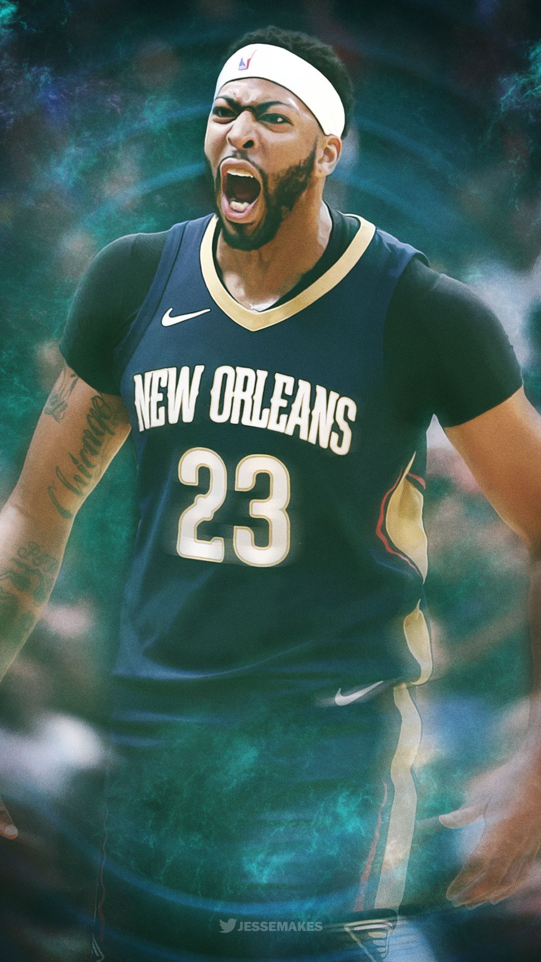Lakers Anthony Davis Wallpaper Iphone in 2020 Anthony