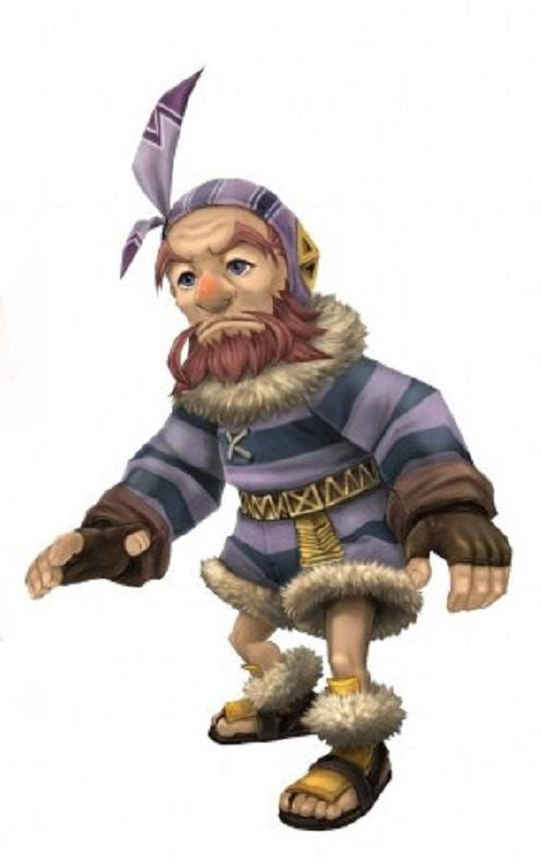 Final Fantasy Crystal Chronicles - Striped Brigand