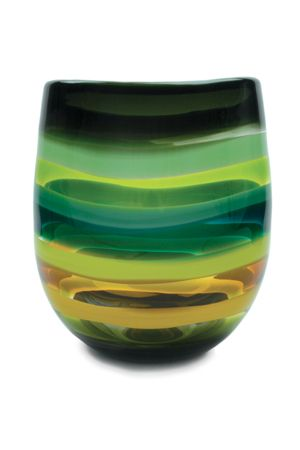 moss u vase, designed by Caleb Siemon.