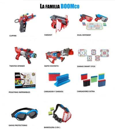 Mattel lanza Boomco, la nueva generación de lanzadores para niños ...