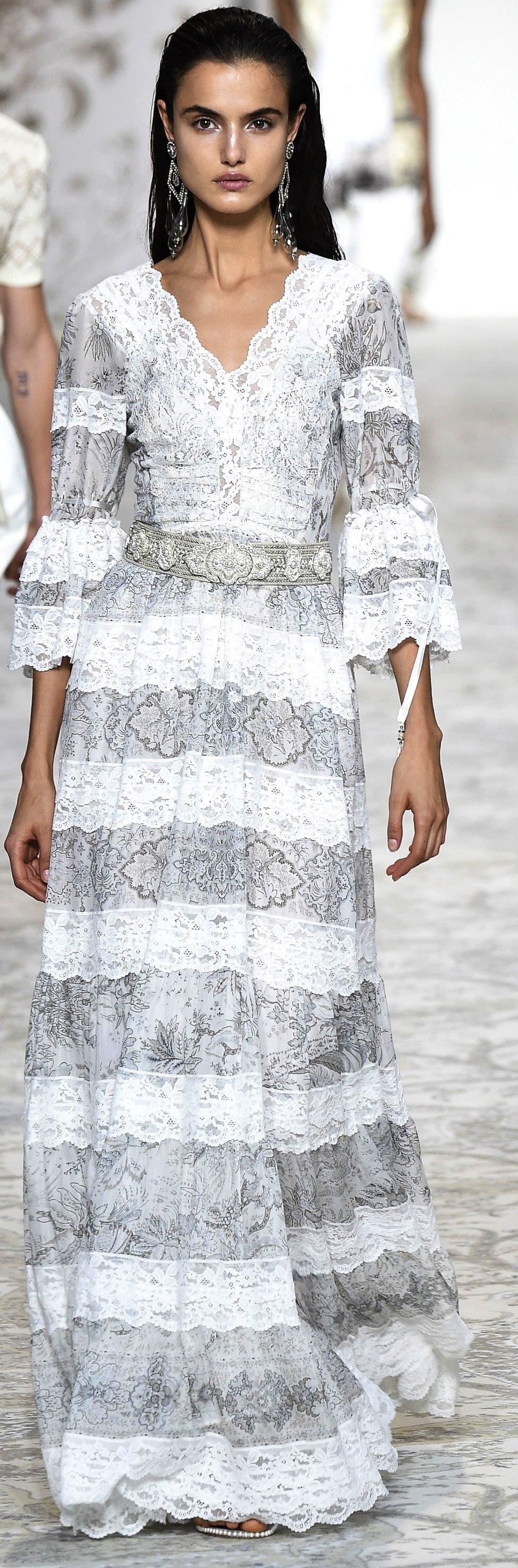 ETRO RTW SS 2018 | Moda ...pasarelas y mas ..... | Pinterest ...