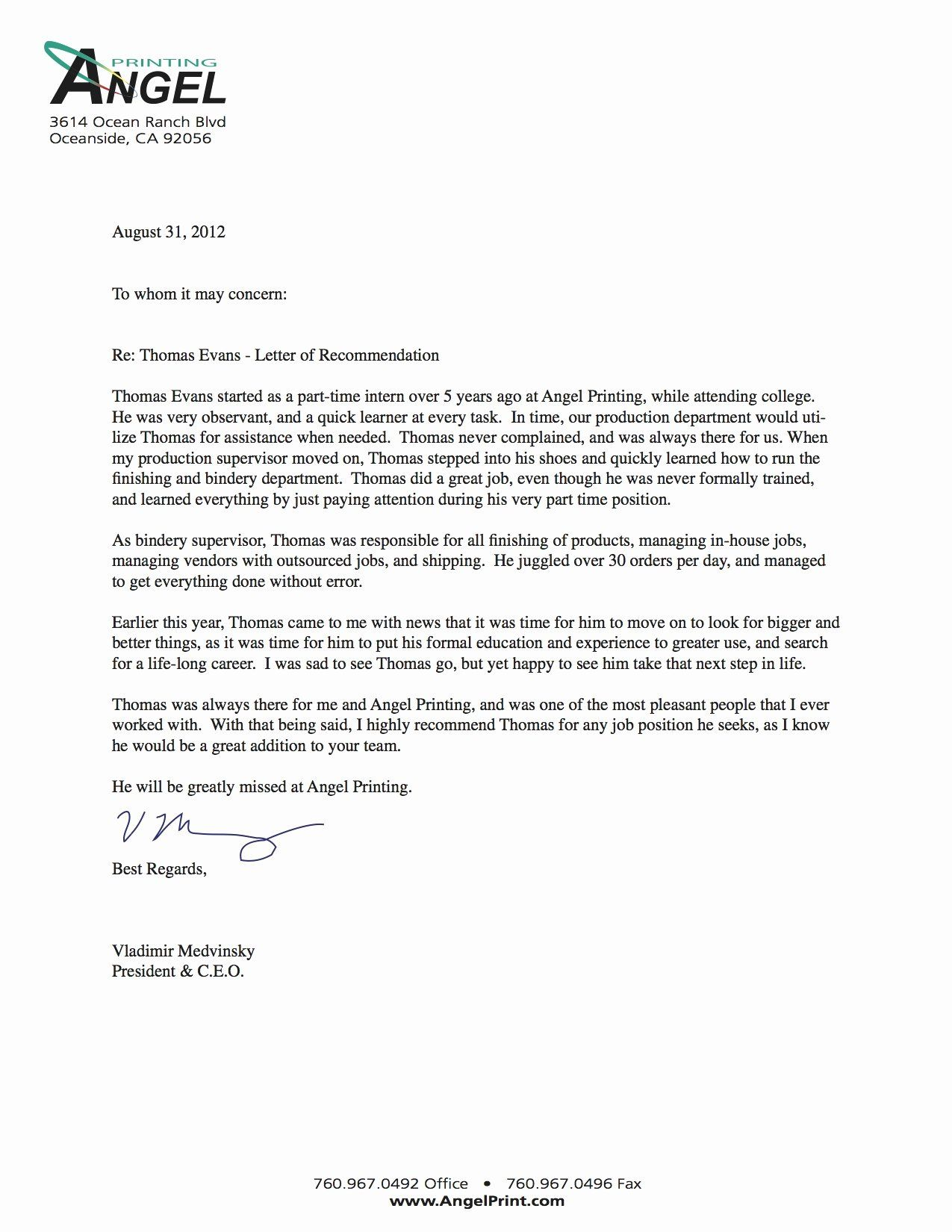 Templates For Letters Of Recommendation Inspirational Tips For Writing A Letter Of Re Mendat Letter Of Recommendation Letter Of Recommendation Format Lettering