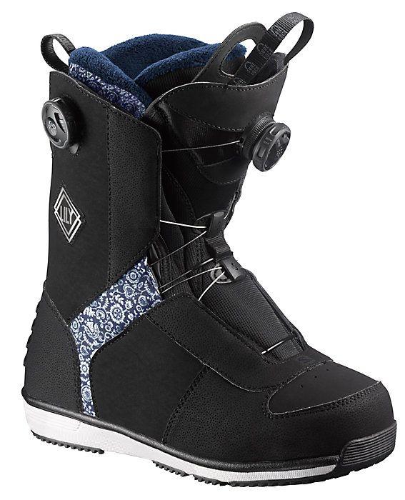 Salomon Lily Focus BOA Snowboard Boot