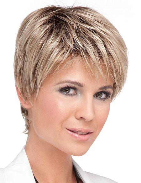 Modele de coiffure cheveux court Salon making of