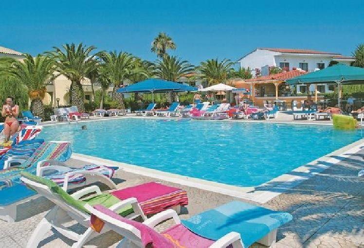Morfeas Hotel Apartments Kavos Corfu Greece