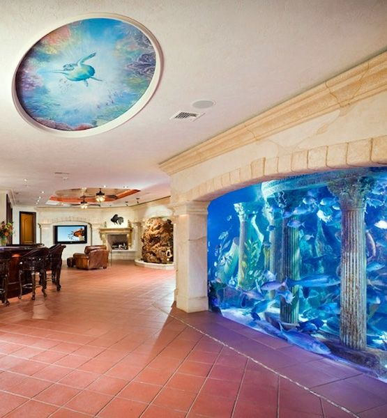 10 unbelievable fish tanks that make a splash - Ocean Liner | Gallery | Glo