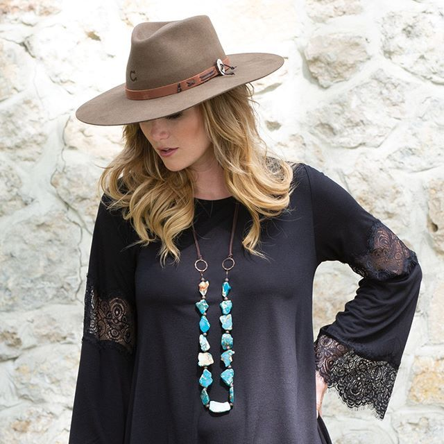 f68cc8914182 What is our favorite fall accessory this season you ask  Probably one of the  tee pee hats by  charlie1horse. .  fashionhats  fallhats  westernstyle ...