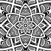 Fractal Coloring Pages Free Mandala Coloring Book Meditation Mandalas Colorme Mandala Us Mandala Coloring Books Coloring Book Art Coloring Pages