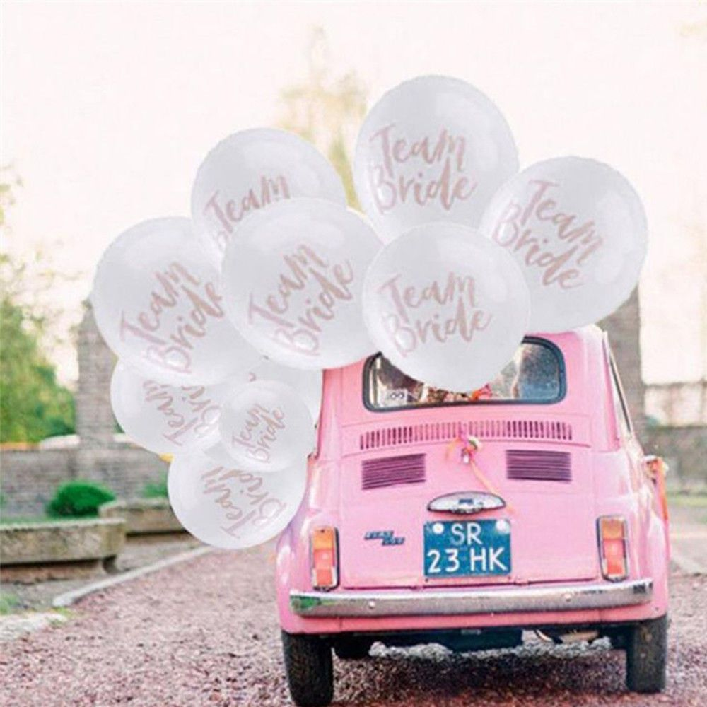 1.99 GBP - 10 X Bride / Bride To Be Hen Party Balloons Hen Night ...