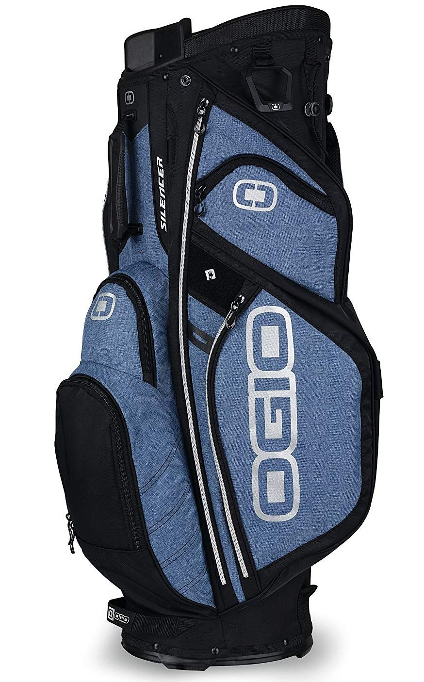 OGIO 2018 Silencer Cart Bag Bags, Silencers, Golf bags