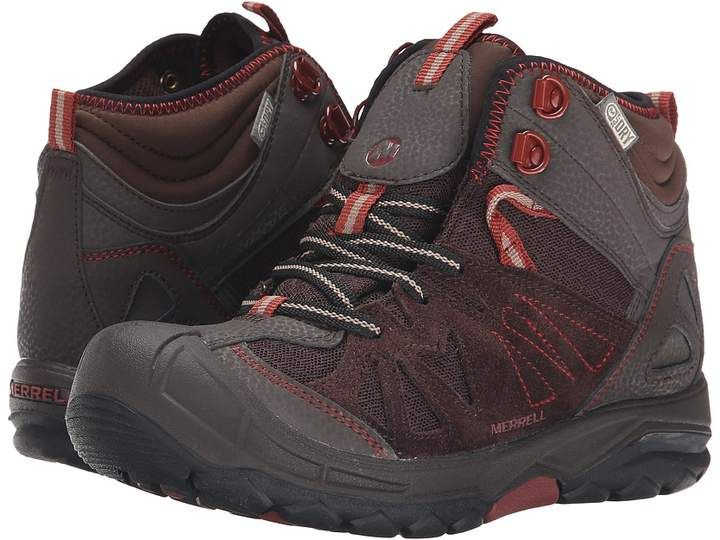 e2395c8e631 Merrell Capra Mid Waterproof (Big Kid) | Products | Boots ...