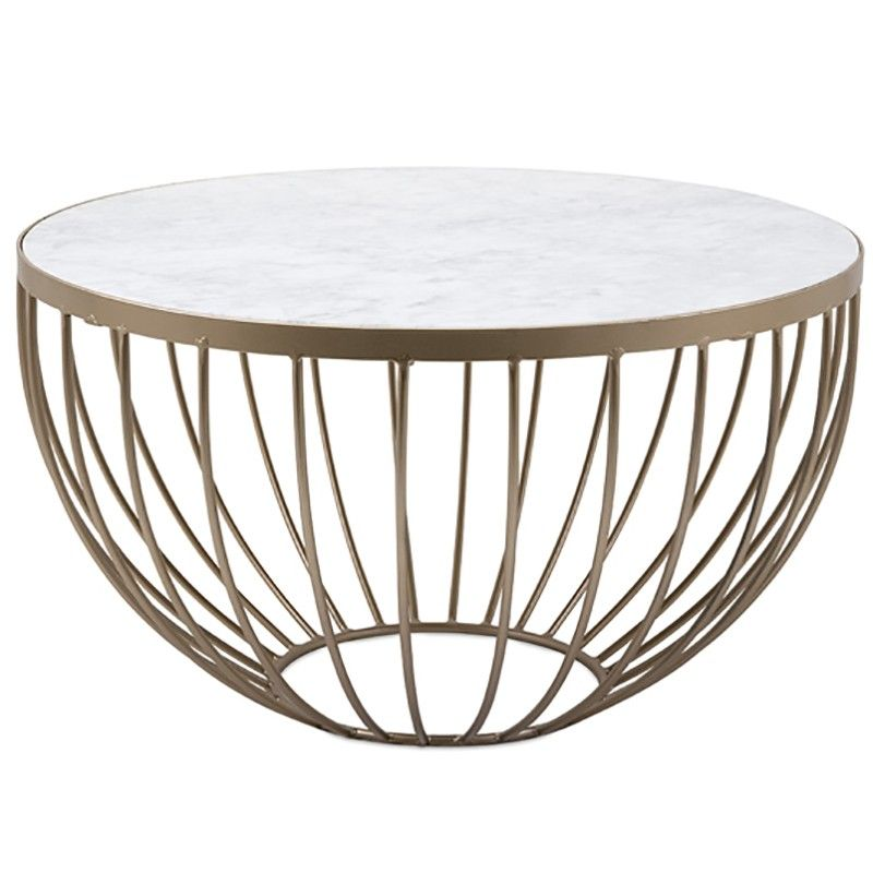 Marble Top Coffee Table Furniture Live Pinterest Marble Top - Geometric round coffee table