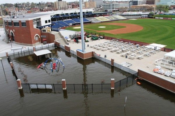 How Historic Stadium Keeps The Mississippi Floods Out Modern