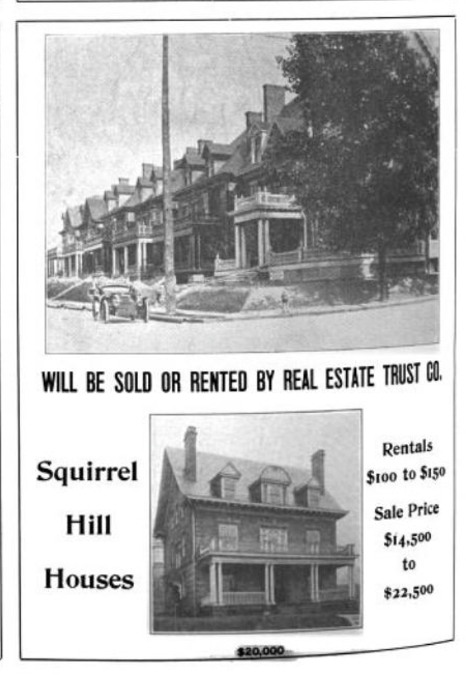 1905 Squirrel Hill Houses For Sale Pittsburgh Pa Pittsburgh