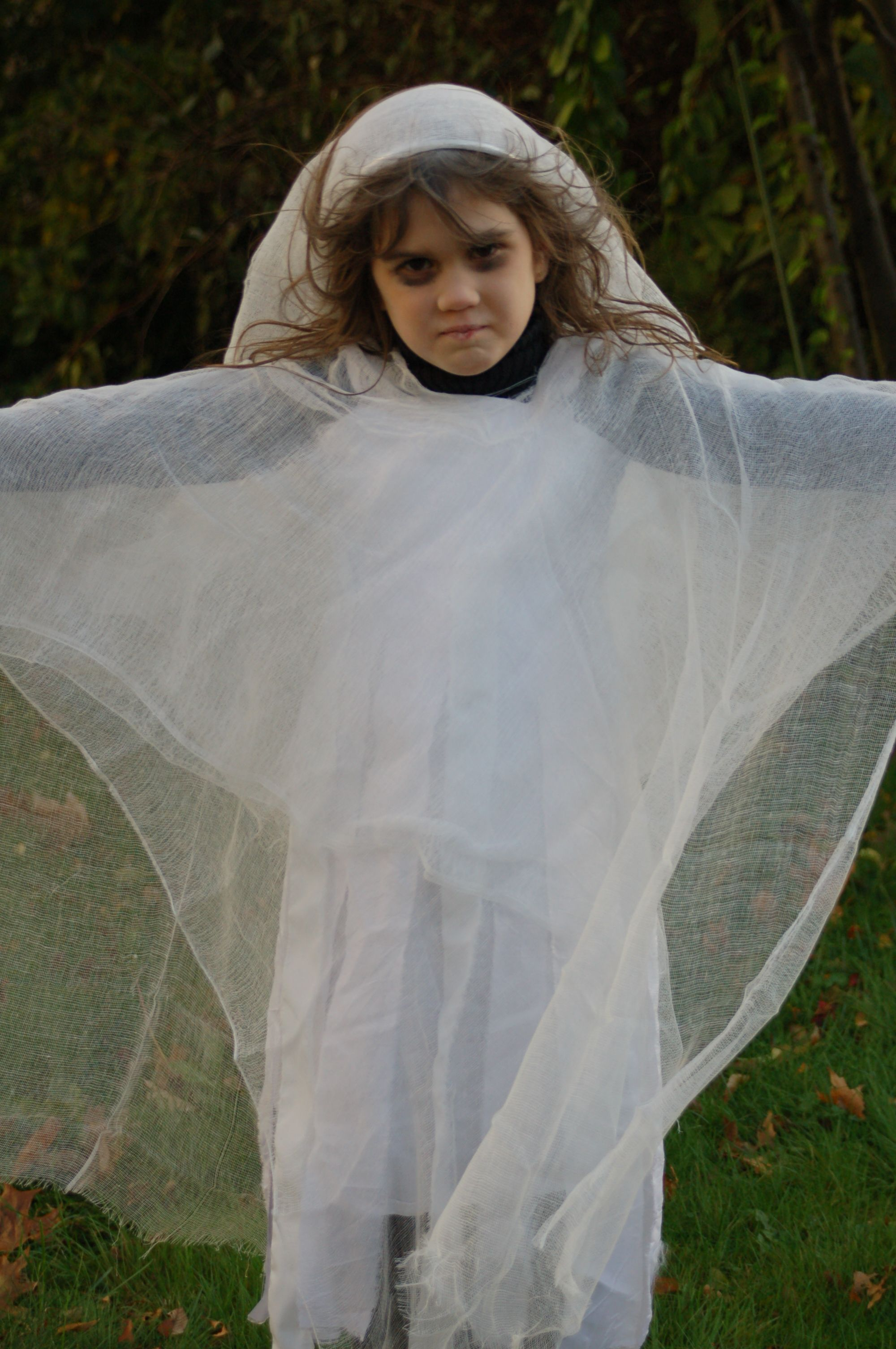 Ghost/ghoul costume  sc 1 st  Pinterest & My Favorite Halloween costumes | Pinterest | Halloween costumes and ...