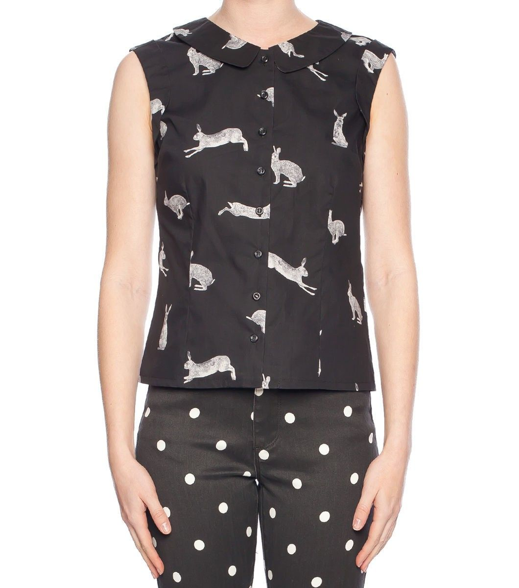March Hare Blouse - Shop The Runway