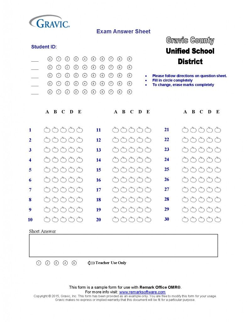 worksheet October Sky Worksheet Answers october sample form with pumpkin answer choices for your students 30 multiple choice question test
