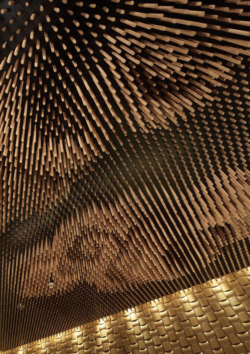 Tsujita Restaurant / Takeshi Sano   Design despace