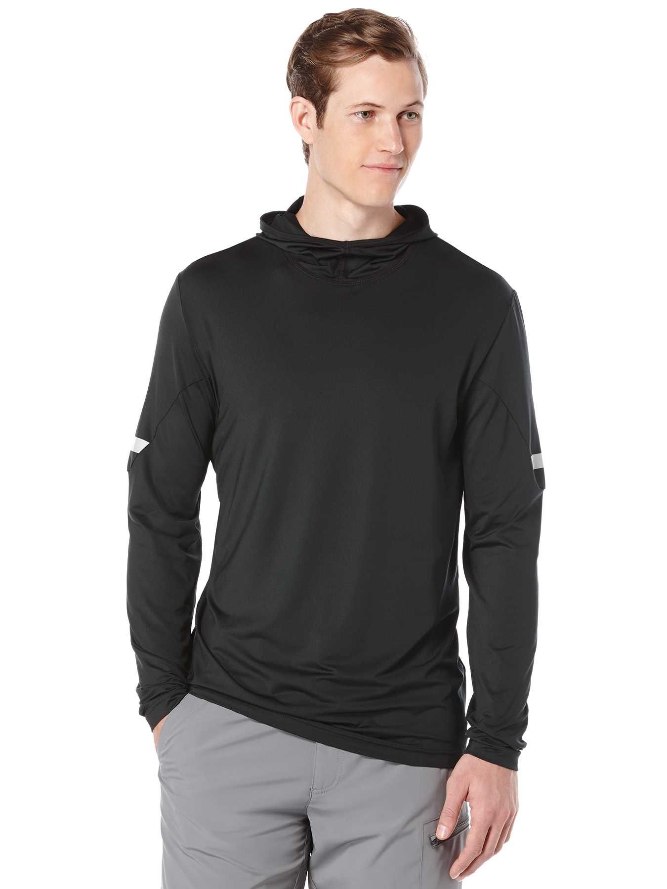 #FashionVault #perry ellis #Men #Tops - Check this : Perry Ellis Long Sleeve Hood Pullover for $12.99 USD