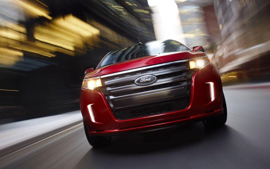 Ford Edge Sports Model Ford edge, Ford edge sport, New