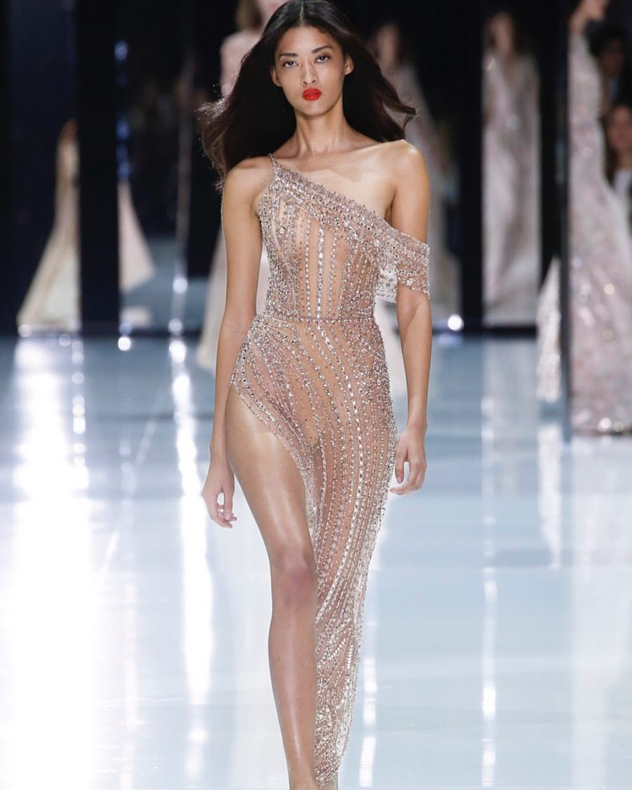 Ralph & Russo (@ralphandrusso) Look 18 from the Spring Summer 18