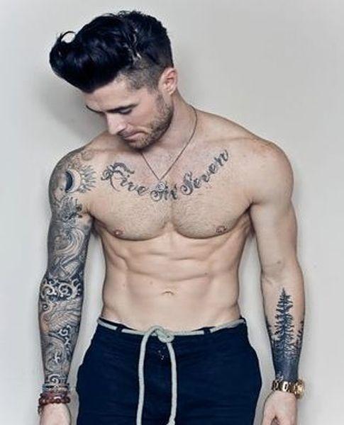 Most Beautiful Neck Tattoos: Most Beautiful Tattoo Designs For Men