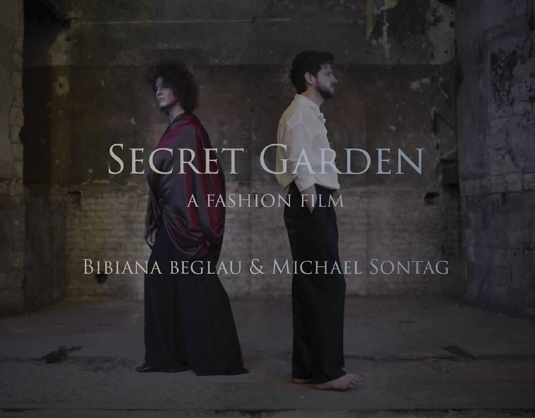 #FashionFilm - Watch #Fashion designer Michael Sontag and actress Bibiana Beglau in a mysterious cat and mouse game - http://bit.ly/1NeYkuF #Berlin #FashionVideo #FashionPhotography #Photography #PhotoOfTheDay #PerZennstrom #RandomBeautyBerlin #SecretGardenBerlin