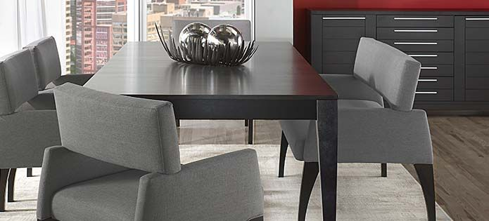 High Style Collection Canadel Furniture Dining Room Furniture