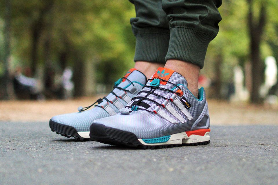wholesale dealer d8b5c d79fa adidas Originals ZX Flux Cordura | His. | Adidas originals ...