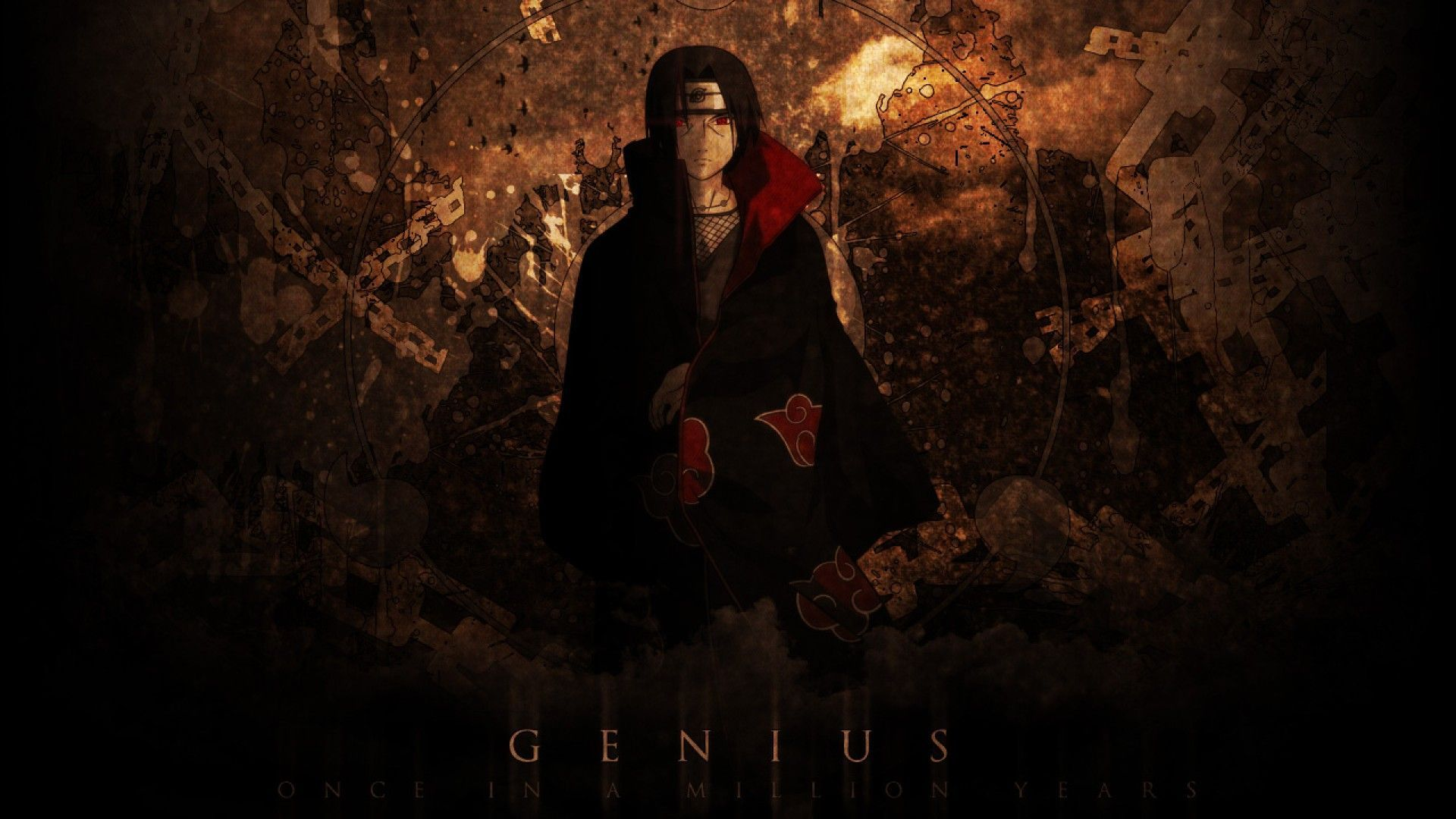 Naruto HD Wallpapers Backgrounds Wallpaper Itachi uchiha