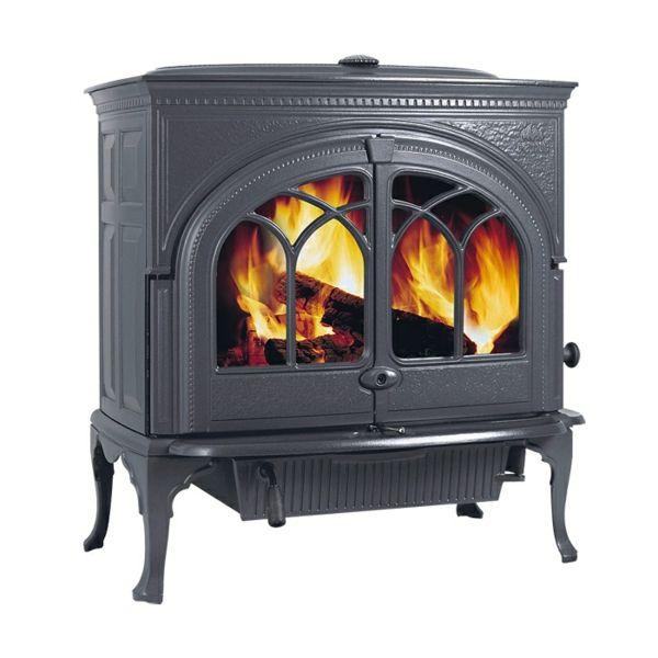 Rustikale Kaminöfen wohnen mit kaminofen wärme licht und wohnlichkeit pur kaminofen
