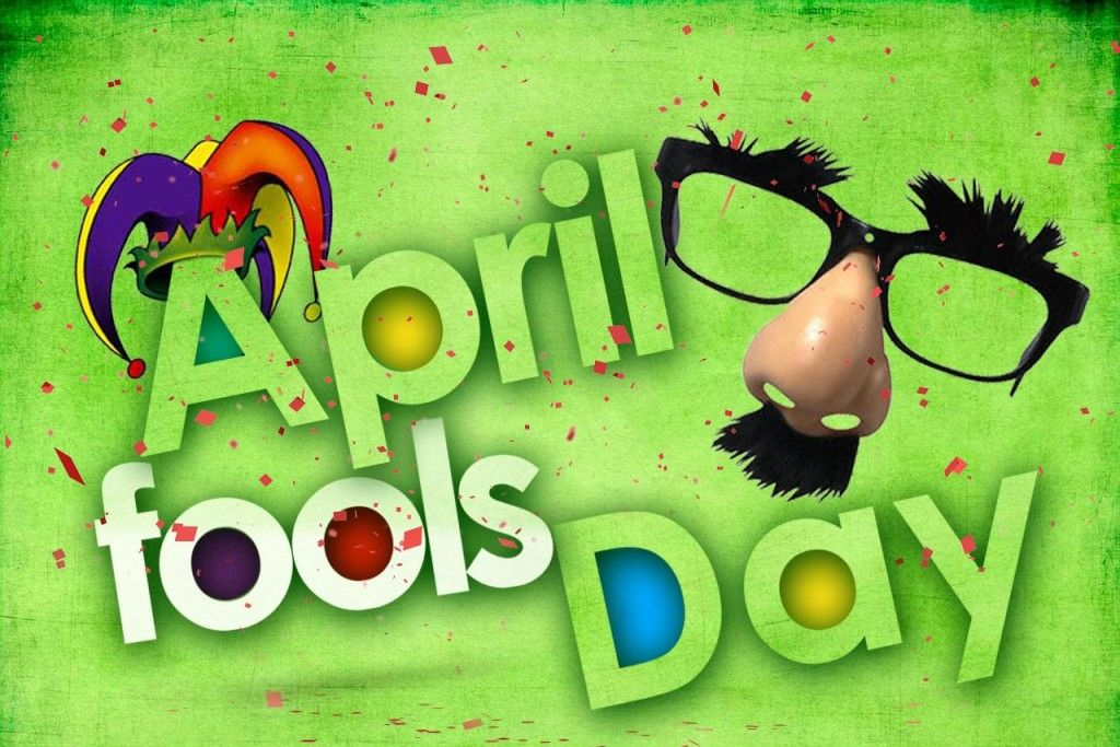 April Fools' Day?