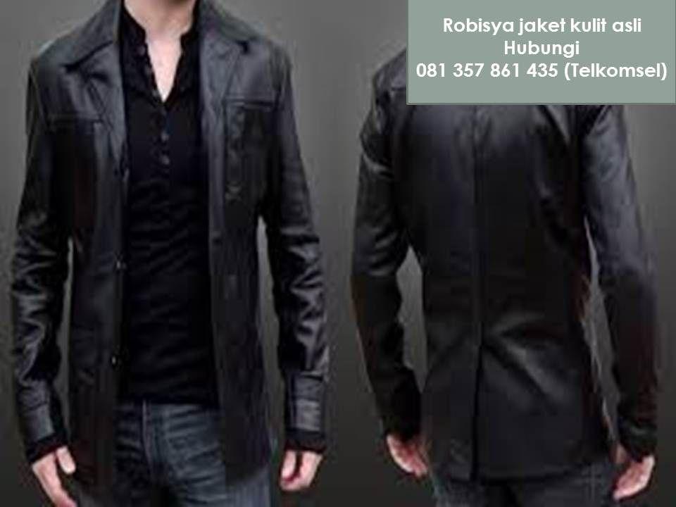 macam-macam model jaket kulit f7a82068a5