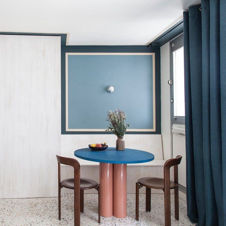The Short List Our Favorite Home Trends Of 2020 Dlghtd In 2020 Blue Interior Design Modern Interior Design Interior Design Inspiration