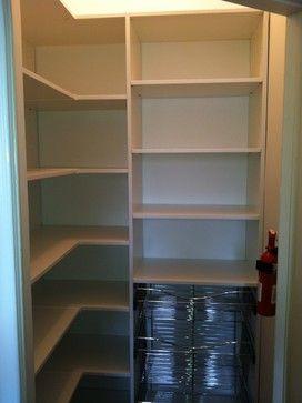 small walk in closet ideas  small walk in pantry design ideas