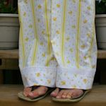 pajama patterns for all sizes plus a couple of pajama bag patterns