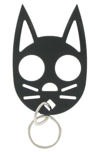 Pin By Brent Kohler On Security Self Defense Keychain Cat Self