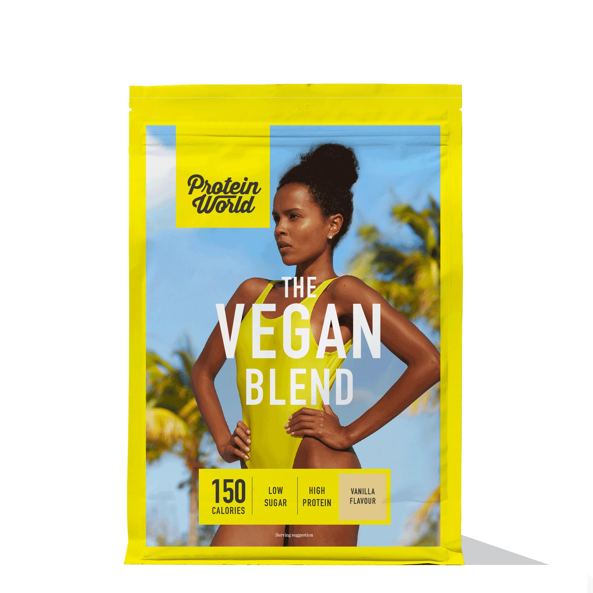 The Vegan Blend - 600g - Milk Chocolate