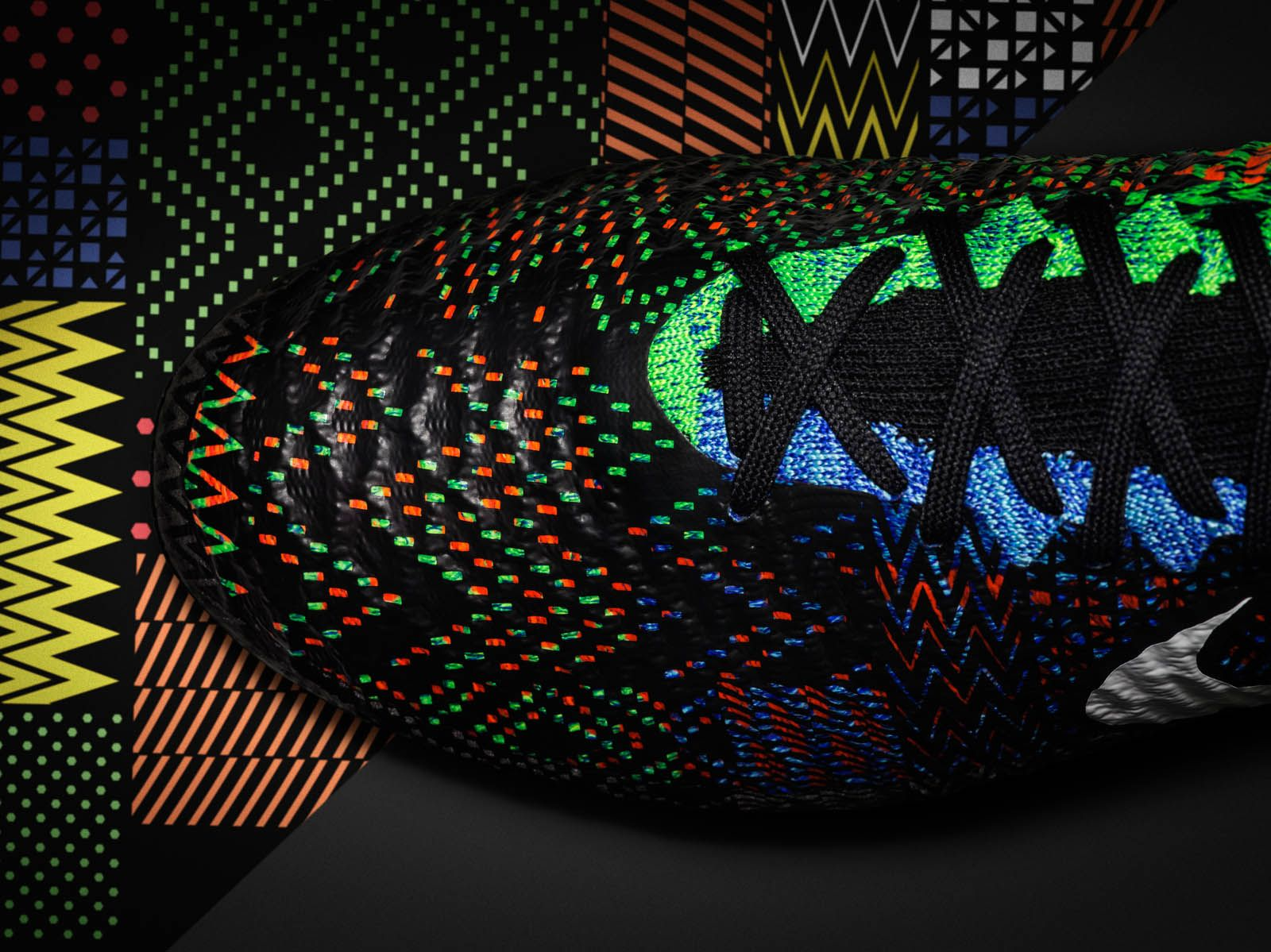 Boot design by nike - The Nike Magista Obra 2016 Black History Month Boot Introduce A Stunning Design Set To
