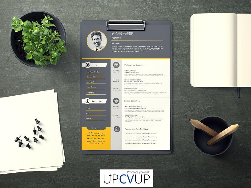 Exemple CV certifié Exemple cv, Word cv et Exemple cv word