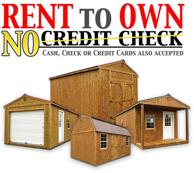Carolina Carports Sheds Buildings Storage Own Storage Sheds With No Credit Check Graceland Portable Buildings Shed Storage Shed Portable Buildings