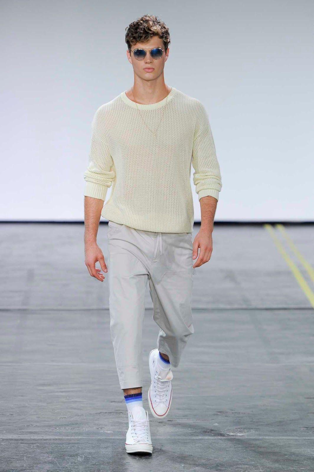 Parke Ronen Spring Summer 2019 New York Fashion Week Men S