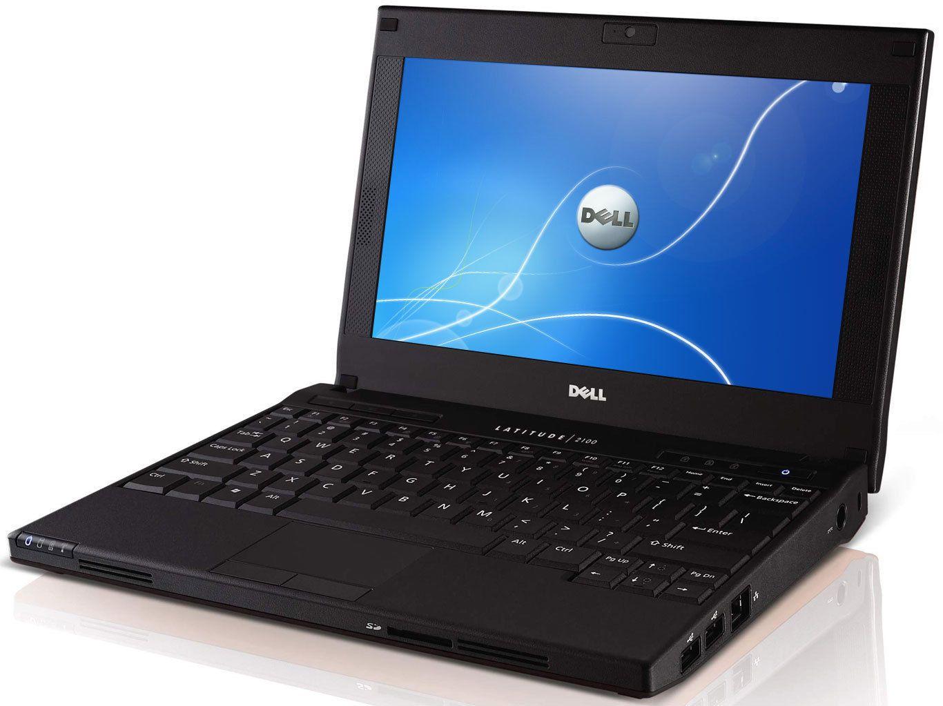 """DELL MINI 2110 WINDOWS 10-WEBCAM--WIRELESS- -10.1"""" LCD ????"""