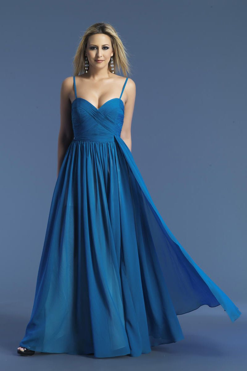 Emejing Prom Dress With Straps Contemporary - Styles & Ideas 2018 ...