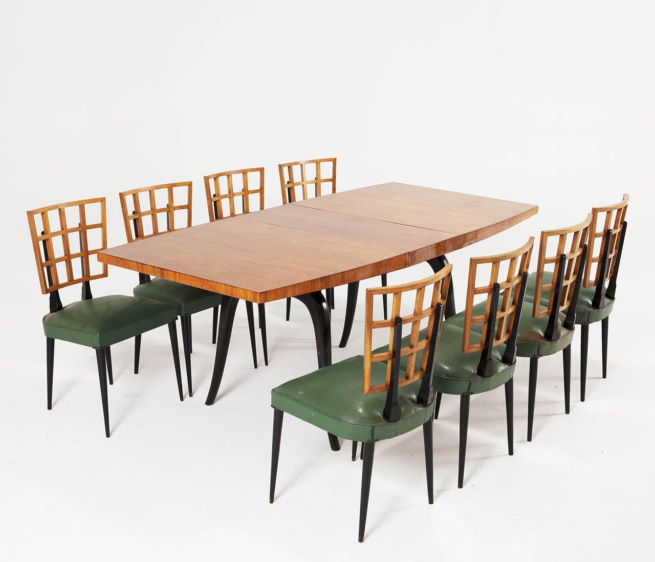 Highly Rare Bossa Nova Table Brazil 1950 S Part Of Complete