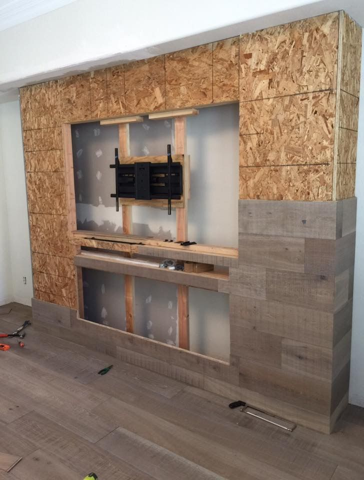 Idea By Bill Ryan On Living Room Fireplace Tv Wall